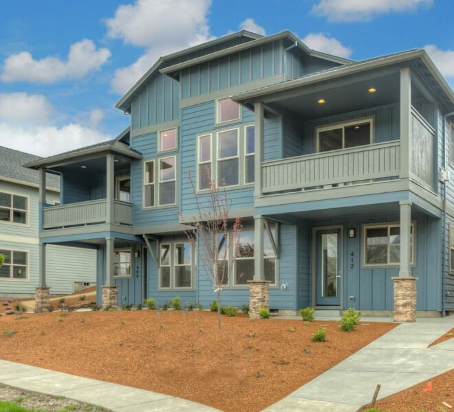 Two Story home in the Billings Ranch community of Ashland, Oregon