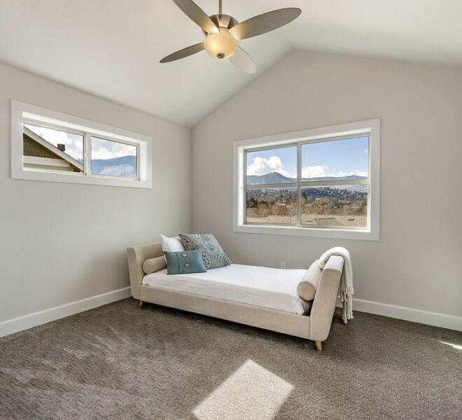 Meadowbrook townhomes bedroom 2