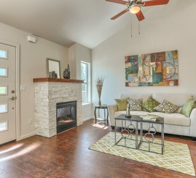 Ridgeview Place living room
