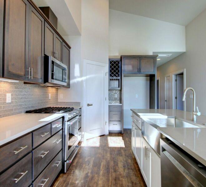 Verde Vilage Phase 2 modern kitchen