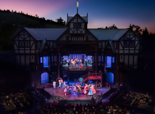 Local's Guide To Oregon Shakespeare Festival