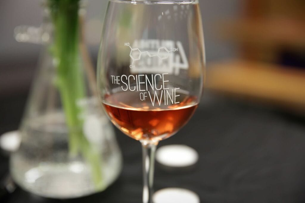 The Science of Wine at ScienceWorks Hands-On Museum