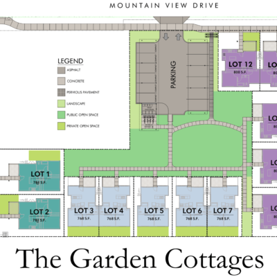 The Garden Cottages Lots