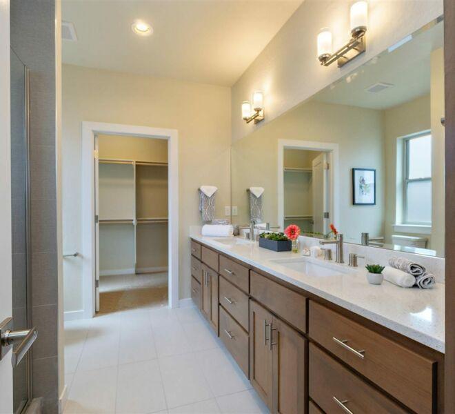 Verde Village Phase 2 Master Bathroom Sinks