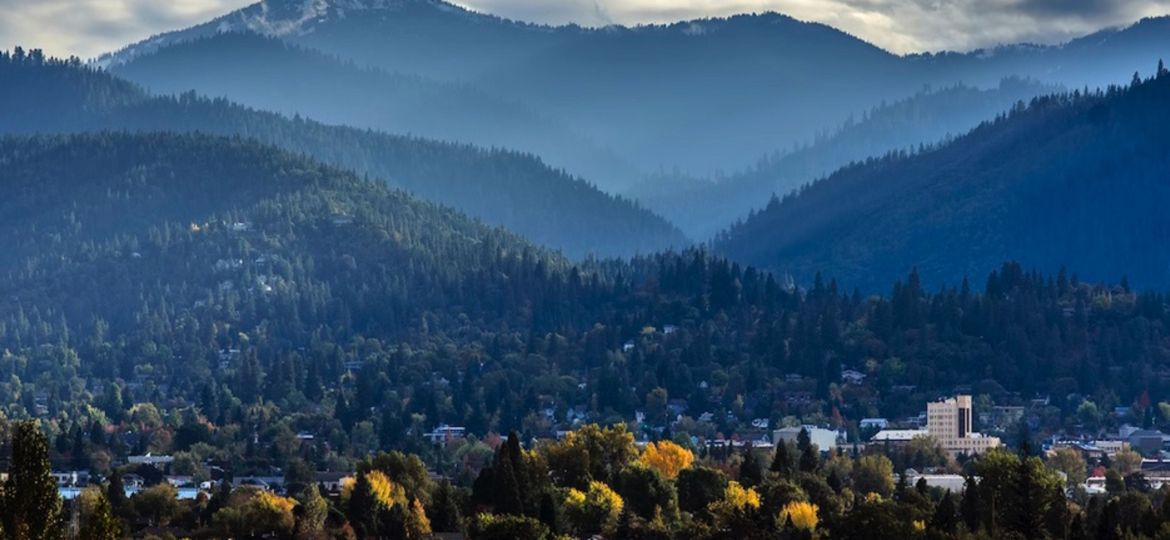 Why we love living in Ashland Oregon