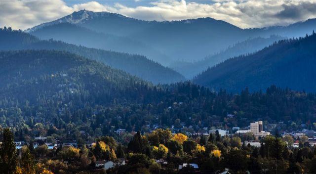 Why we love living in Ashland Oregon