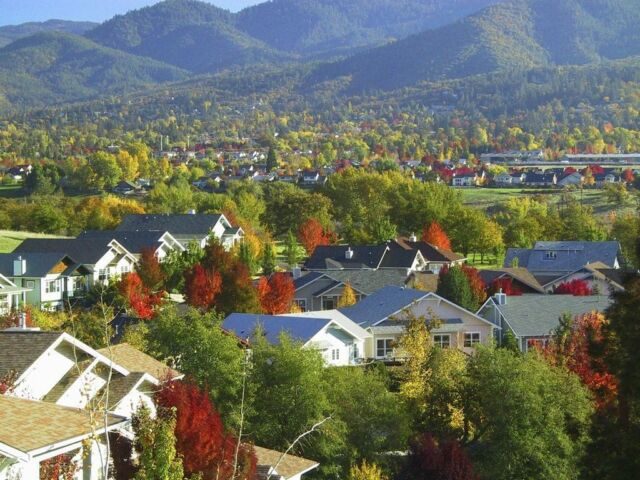 Living In Ashland, Oregon Is Great For Families