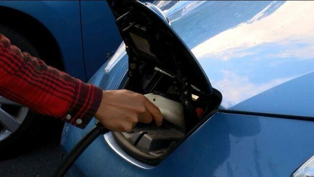 Electric-Car-sharing