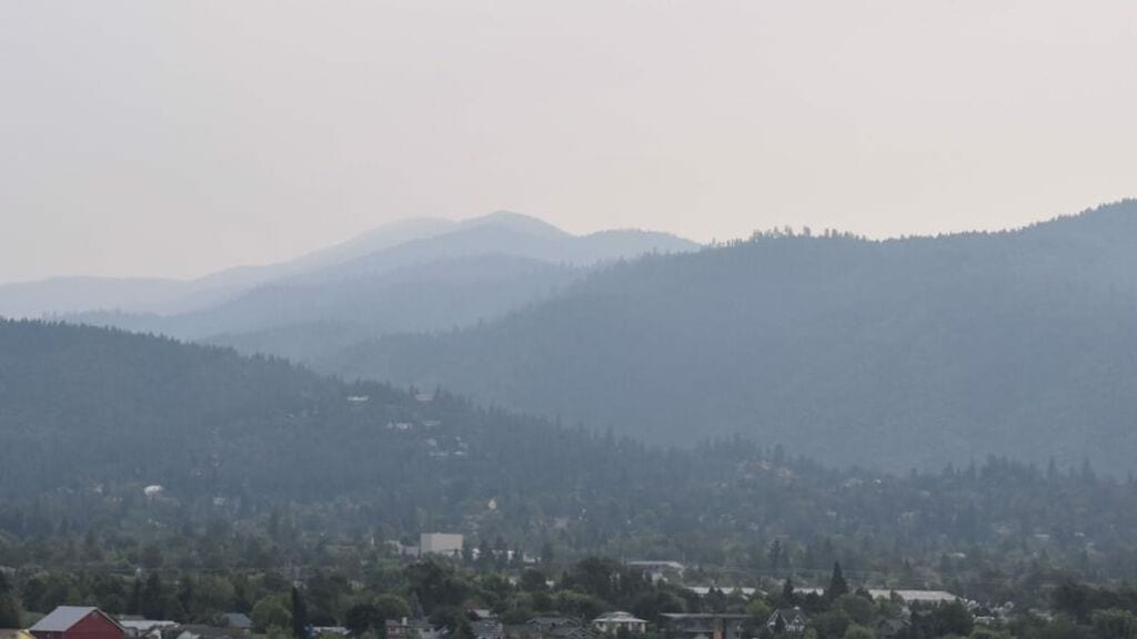 Prevent getting sick from wildfire smoke.