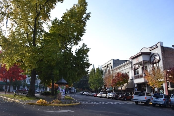 living in ashland oregon is awesome!