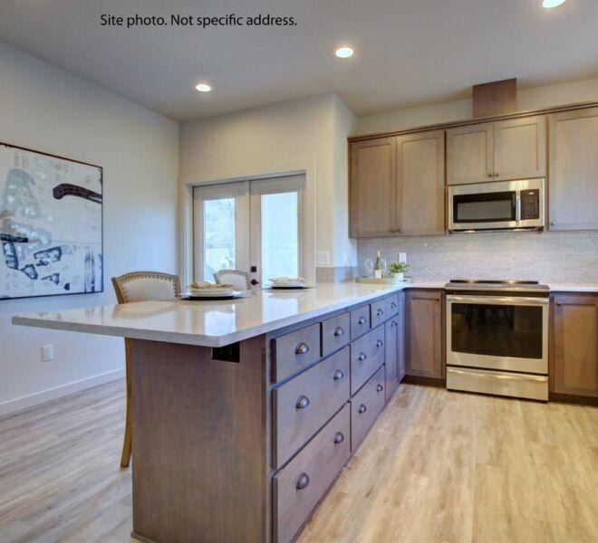 New homes in Ashland Oregon